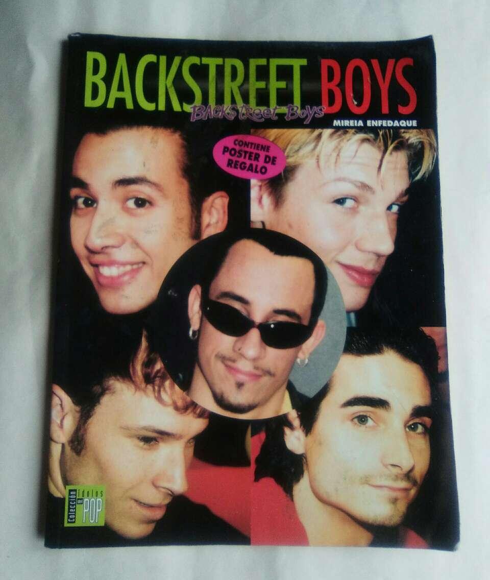 Imagen Historia de los Backstreet Boys.