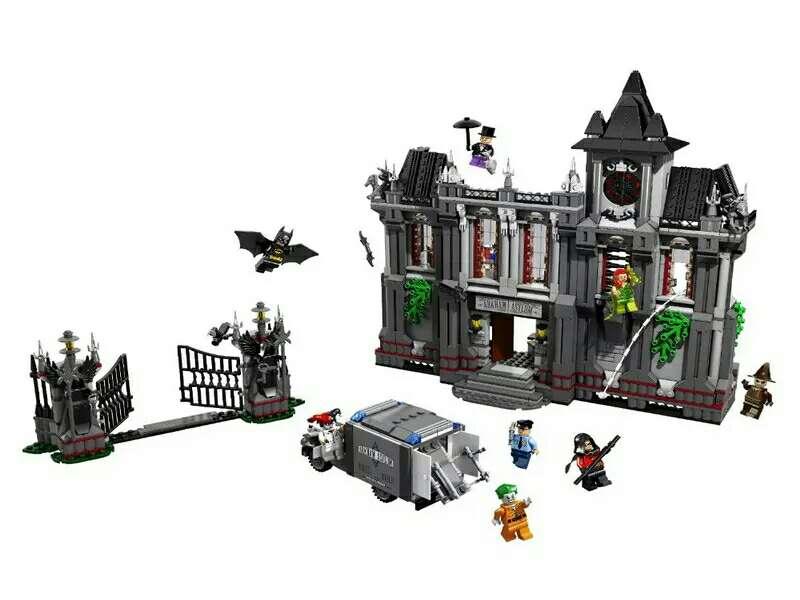 Imagen batman arkham asylum