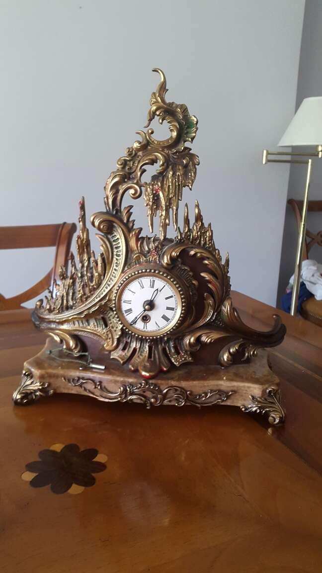 Imagen Imponente reloj estilo Luis XV
