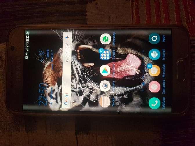 Imagen original Samsung galaxy s6 libre como nuevo