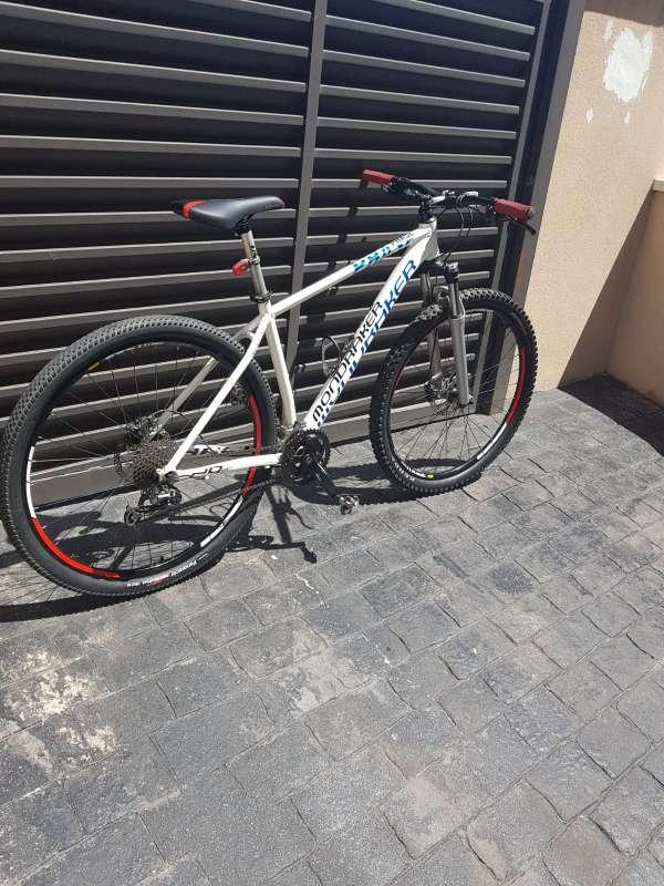 Imagen producto Bicicleta mondraker 3
