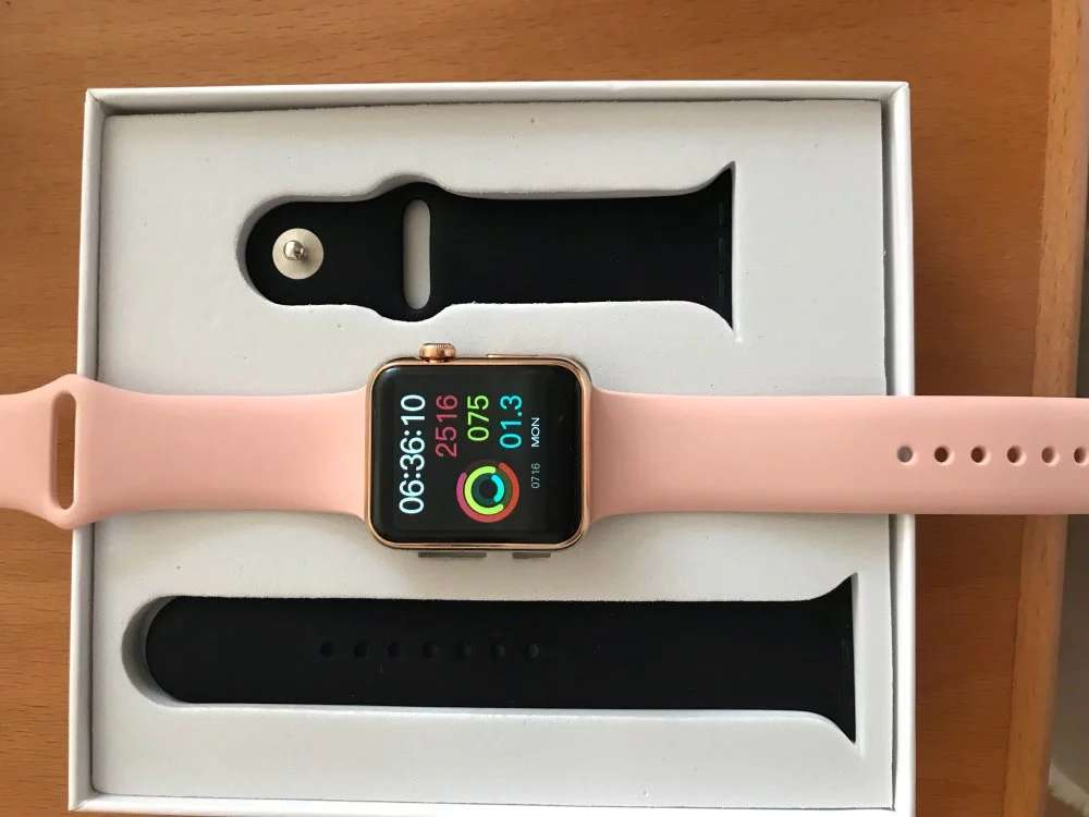 Imagen apple watch/reloj