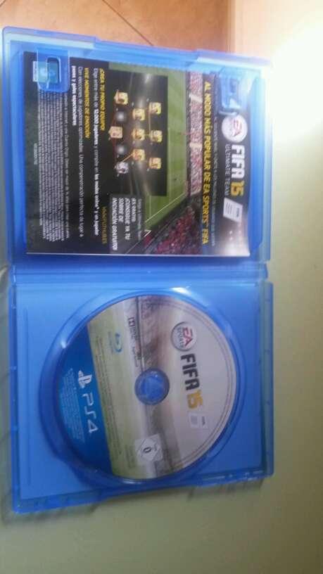 Imagen producto Fifa 15 EA sports 2