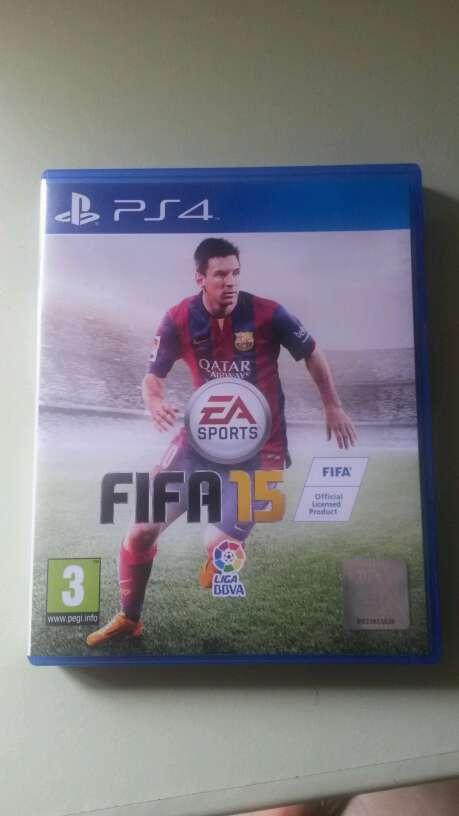 Imagen fifa 15 EA sports