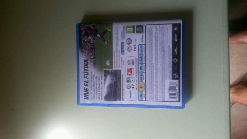 Imagen producto Fifa 15 EA sports 3