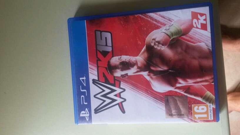 Imagen WWE 2K15 pelea