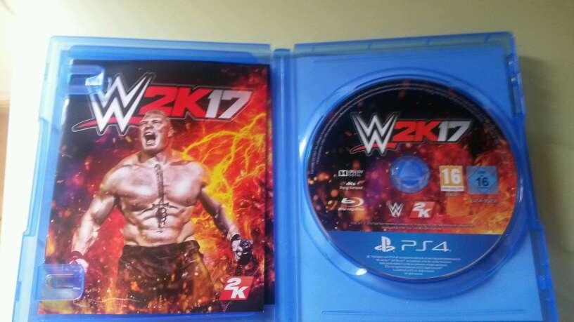 Imagen producto WWE 2K17 pelea 2