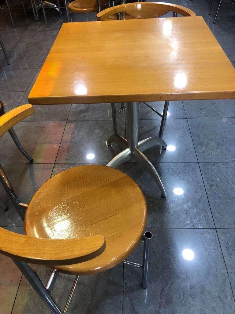 Imagen producto Mobiliario de hosteleria 3