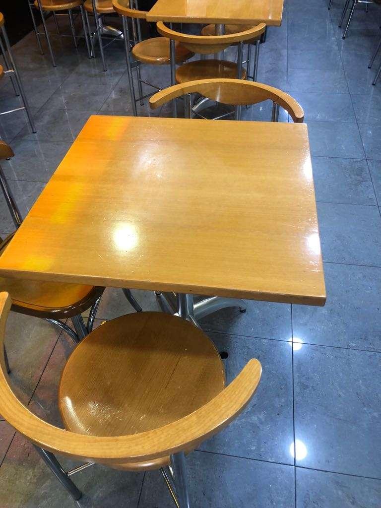 Imagen producto Mobiliario de hosteleria 2