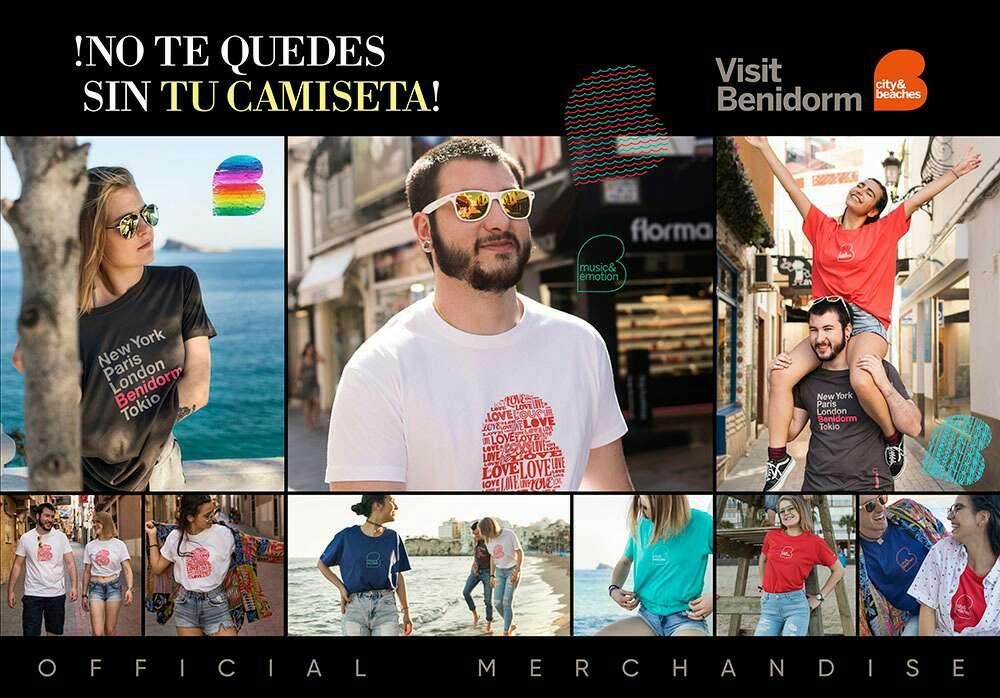 Imagen Camisetas Oficiales de Benidorm