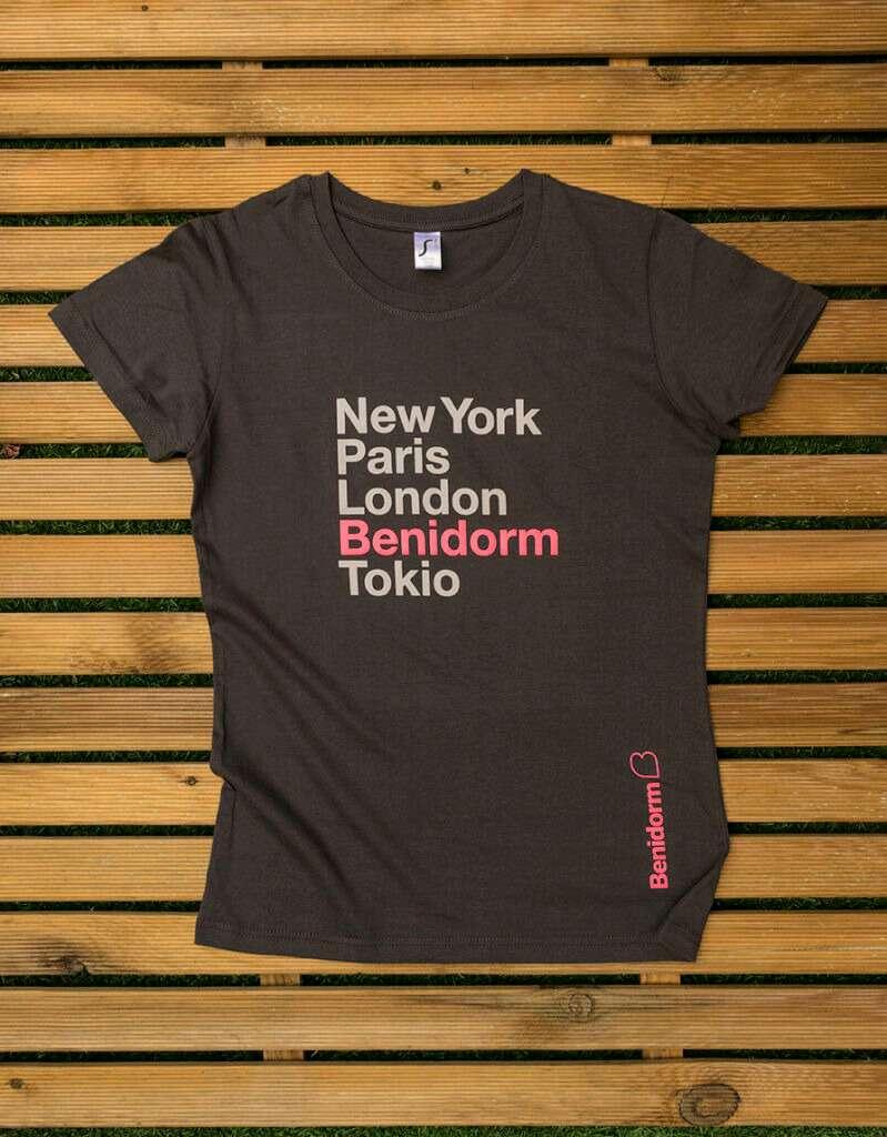 Imagen producto Camisetas Oficiales de Benidorm 2