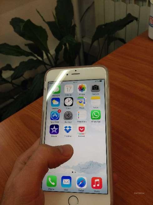 Imagen iPhone 7 plus gold