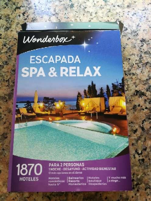 Imagen Escapada Spa y Relax