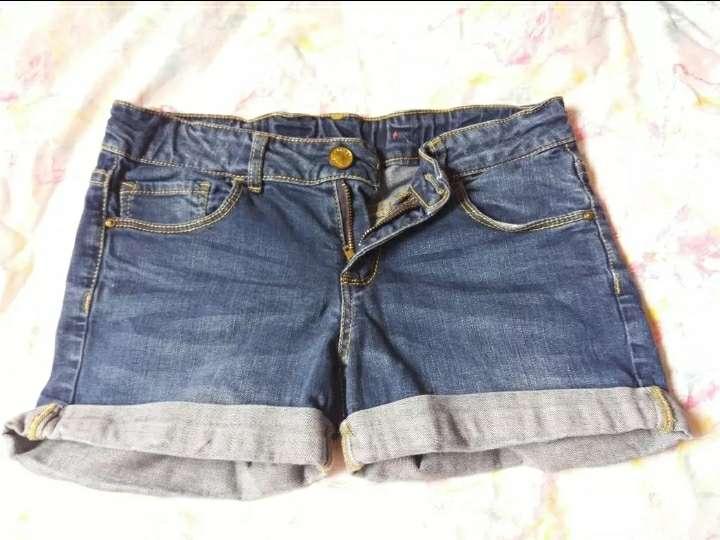 Imagen producto Pantalón corto Zara 4