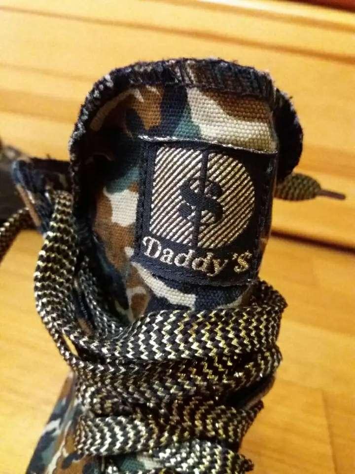 Imagen producto Zapatillas daddy's money 3