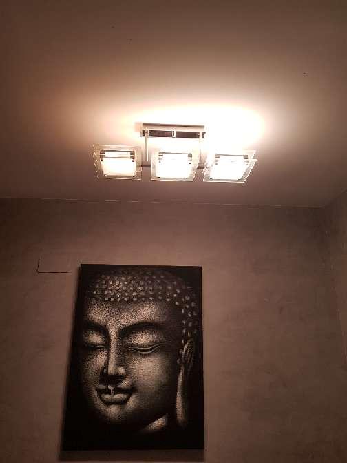 Imagen producto Conjunto lampara halogenas cristal 2