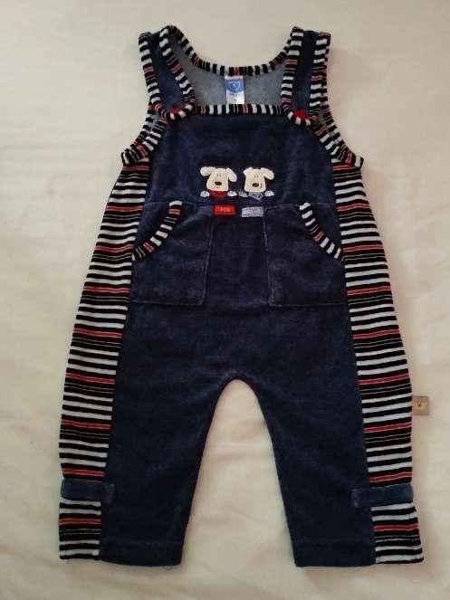 Imagen Vendo ropa de bebé. Precio a convenir. El pijama es de Toys'rus incluye 3 bodys y una mantita de cuna