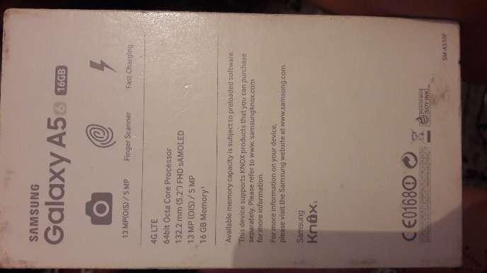 Imagen producto Samsung Galaxy A 5 4