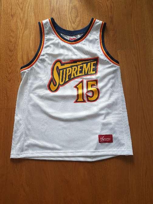 Imagen Camiseta Supreme Bolt Basketball Jersey XL