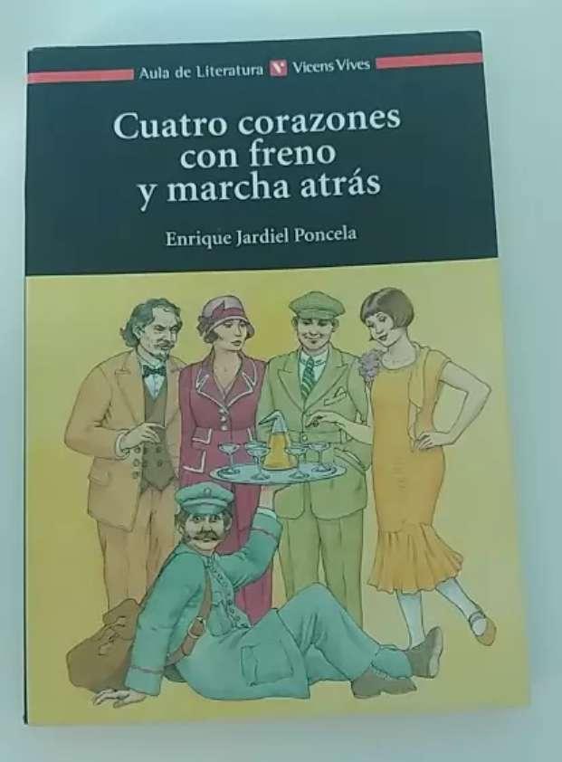 Imagen Libro de lectura bachiller