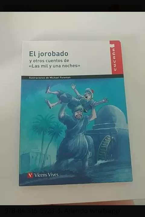 Imagen Libro de lectura ESO