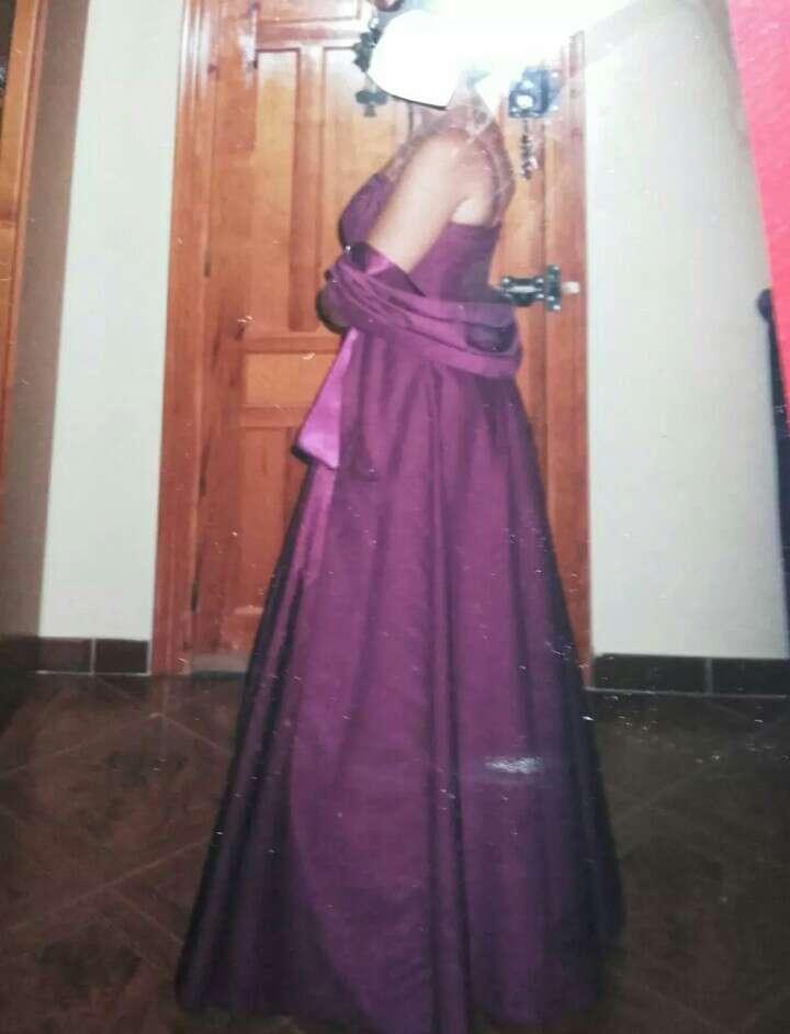 Imagen producto Vestido fiesta talla 38 2