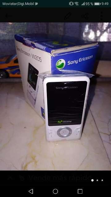 Imagen producto Sony Ericsson w205  2