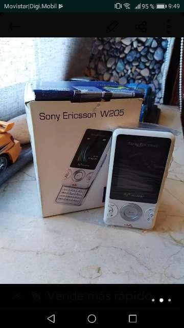 Imagen Sony Ericsson w205
