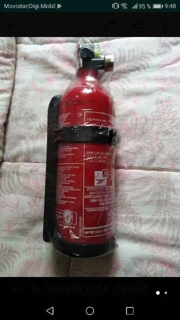Imagen producto Extintor coche, casa 2