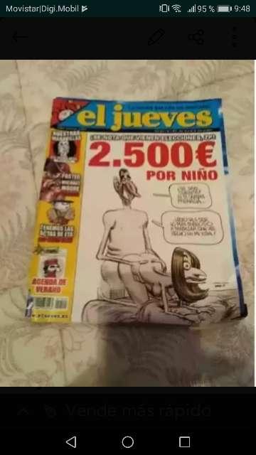 Imagen Revista, el jueves