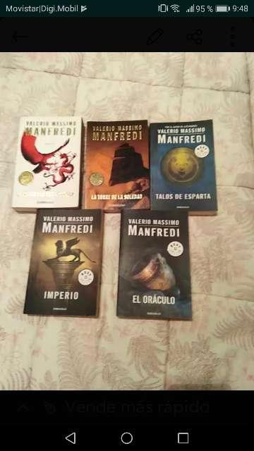 Imagen Libros Valerio manfredi