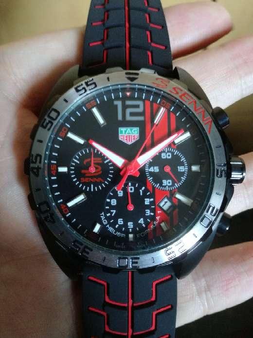 Imagen Reloj F1 Senna Edition nuevo