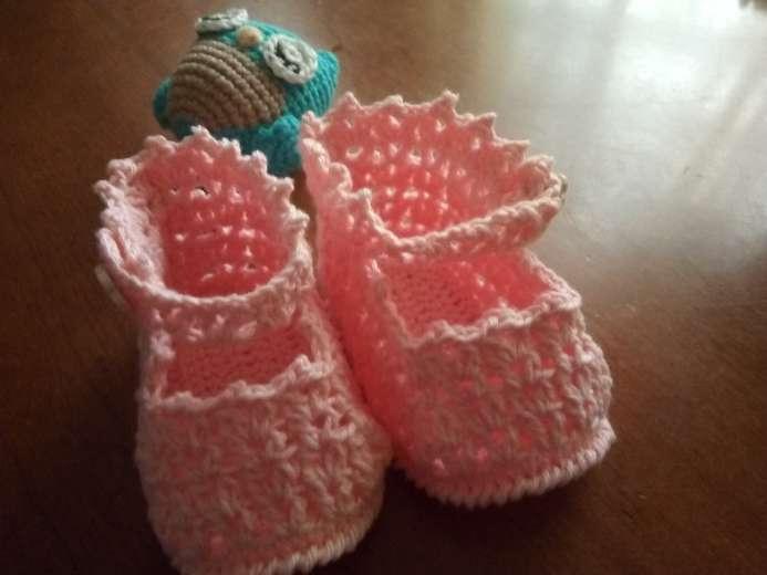 Imagen producto Zapatitos bebé 2