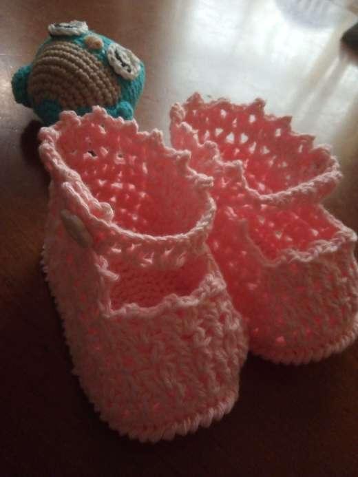 Imagen zapatitos bebé