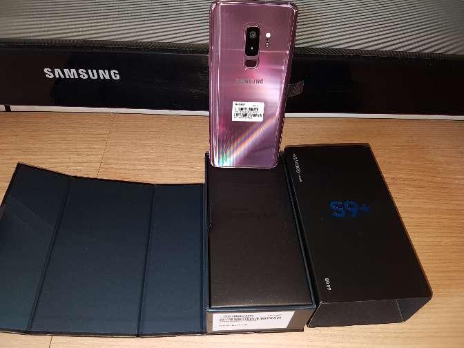 Imagen producto Chollo Samsung galaxy S9 plus lila 5
