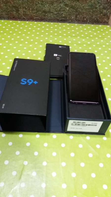 Imagen producto Chollo Samsung galaxy S9 plus lila 4