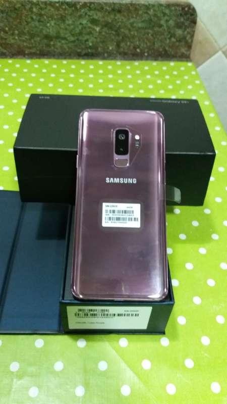 Imagen producto Chollo Samsung galaxy S9 plus lila 2