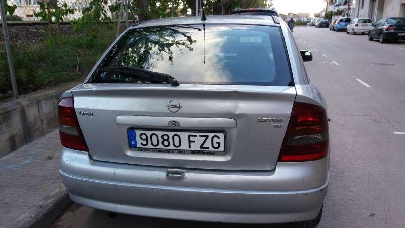 Imagen producto Muy barato Opel Astra G  2