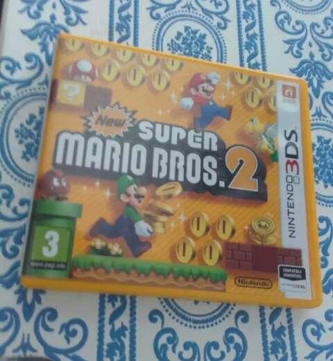 Imagen New super mario bros 2 3DS 2DS nuevo