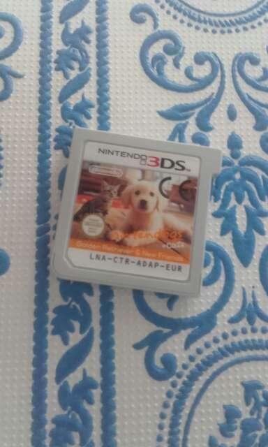 Imagen NINTENDOGS+CATS 3DS nuevo
