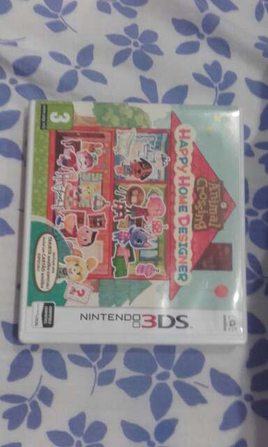 Imagen animal crossing happy home designer 3DS