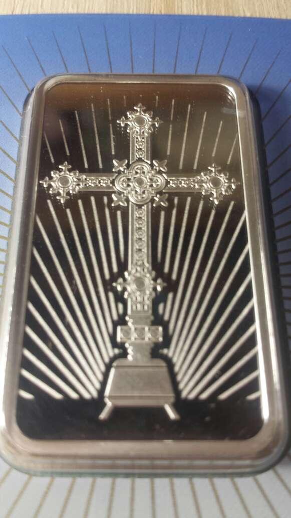Imagen producto Onzas de plata pura 999 PAMP suisse  10