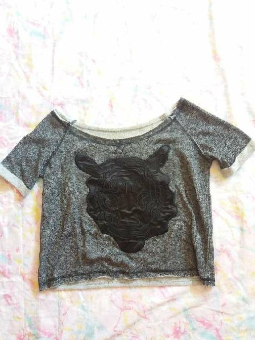 Imagen producto Camiseta gris 1