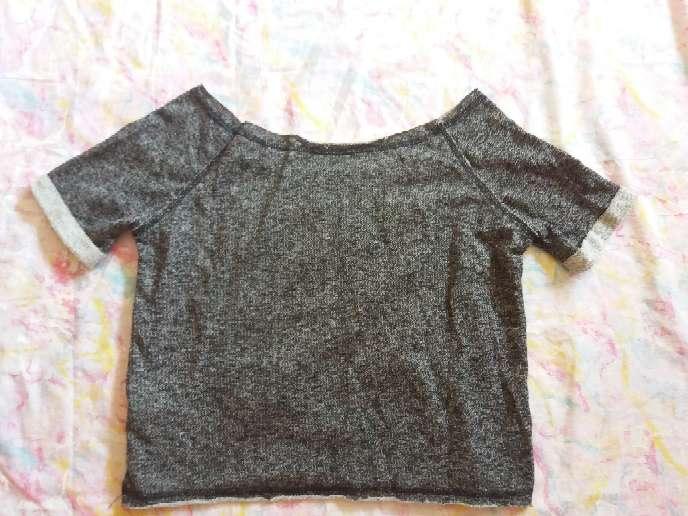 Imagen producto Camiseta gris 2
