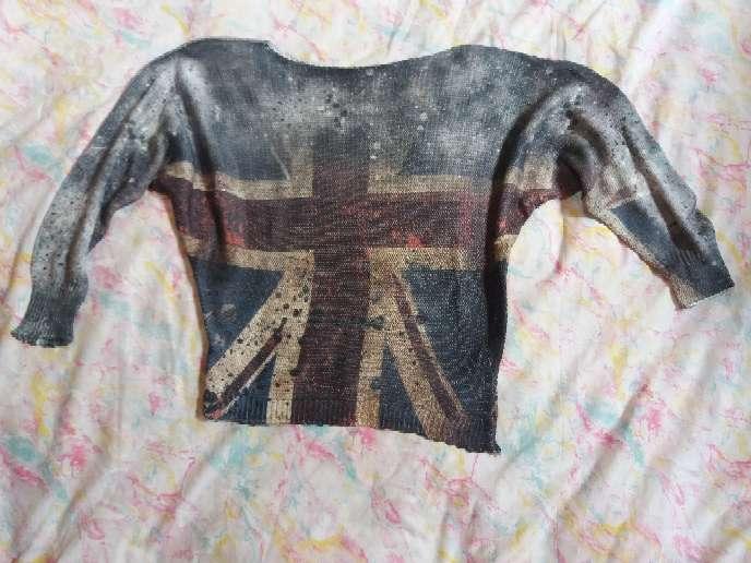 Imagen producto Camiseta reino unido 3