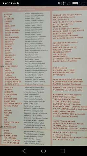 Imagen producto Perfumes yodeima n1del mercadondesde hace 30 años 3