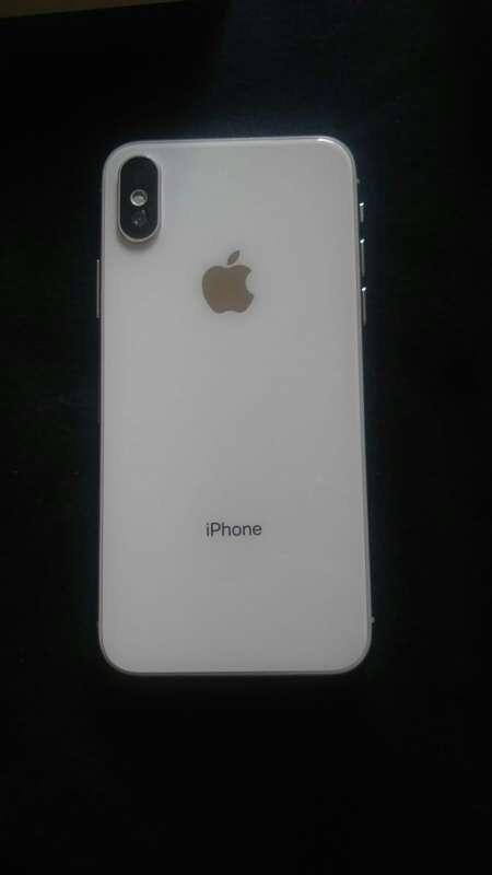 Imagen producto Vendo iPhone X 2