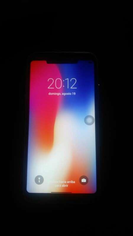 Imagen producto Vendo iPhone X 4