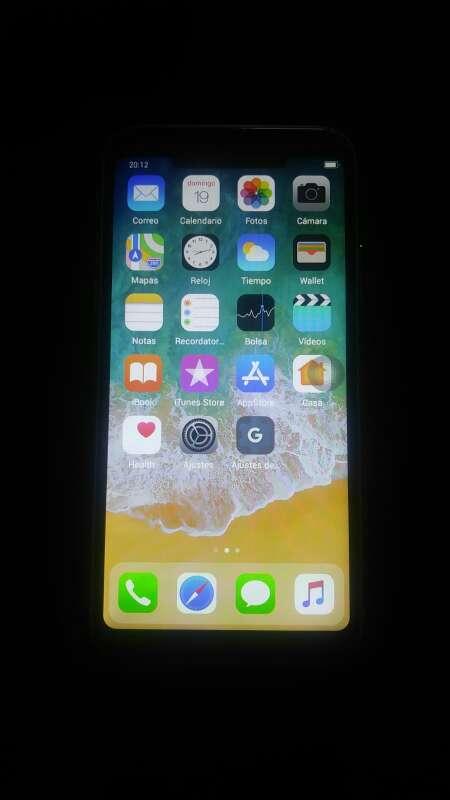 Imagen producto Vendo iPhone X 3