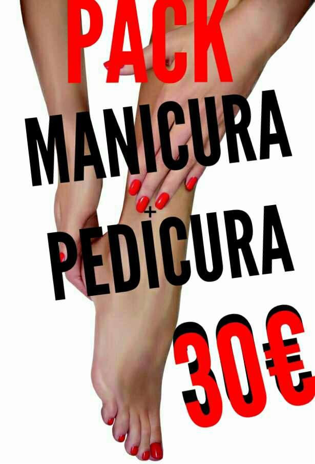 Imagen pack Manicura y Pedicura